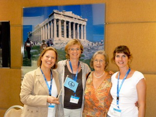 IALP-Kongress 2010: Internationales LogopädInnentreffen in Athen